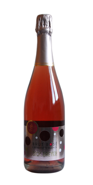 Crémant-Alsace-Brut-Rosé-Sick-Dreyer