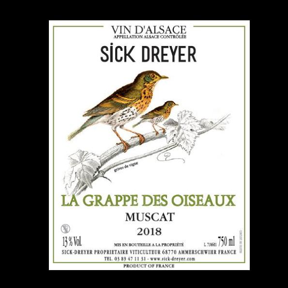 Muscat-Grappe-des-Oiseaux-sick-dreyer